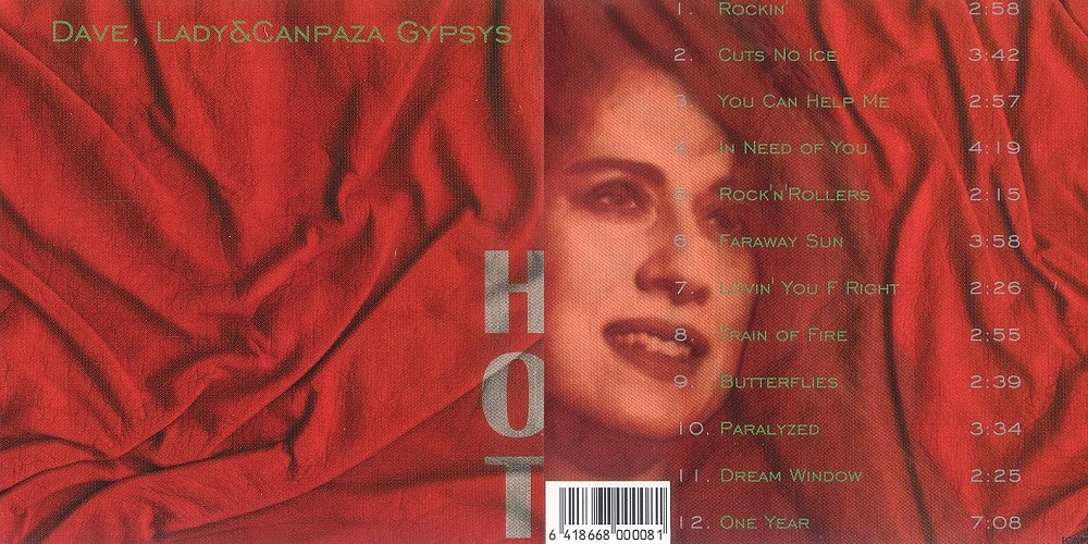 Dave Lindholm and Canpaza Gypsys Stars